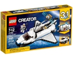 LEGO Creator 31066, Space Shuttle Explorer