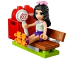 LEGO Friends 41098, Emmas Tourist Kiosk