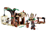 LEGO Pirates of the Caribbean 4182, The Cannibal Escape