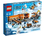 LEGO City 60036, Arctic Base Camp