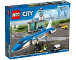 LEGO City 60104, Airport Passenger Terminal