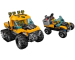 LEGO City 60159, Jungle Halftrack Mission