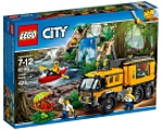 LEGO City 60160, Jungle Mobile Lab