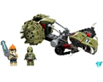LEGO Legends of Chima 70001, Crawleys Claw Ripper