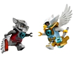 LEGO Legends of Chima 70004, Wakz Pack Tracker
