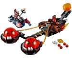 LEGO Nexo Knights 70314, Beast Masters Chaos Chariot