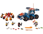 LEGO Nexo Knights 70322, Axls Tower Carrier
