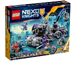 LEGO Nexo Knights 70352, Jestros Headquarters