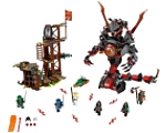 LEGO Ninjago 70626, Dawn of Iron Doom