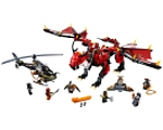 LEGO Ninjago 70653, Firstbourne