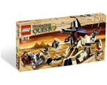 LEGO Pharaohs Quest 7326, Rise of the Sphinx