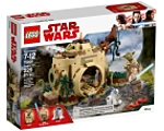 LEGO Star Wars 75208, Yodas Hut