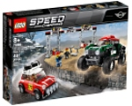 Mer info om LEGO Speed Champions 75894, 1967 Mini Cooper S Rally and 2018 MINI John Cooper Works Buggy