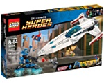 LEGO DC Comics Super Heroes 76028, Darkseid Invasion