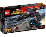 LEGO Marvel Super Heroes 76047, Black Panther Pursuit