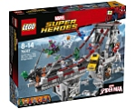 LEGO Marvel Super Heroes 76057, Spider-Man: Web Warriors Ultimate Bridge Battle