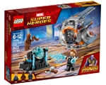 LEGO Marvel Super Heroes 76102, Thors Weapon Quest