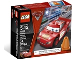LEGO Cars 8200, Radiator Springs Lightning McQueen