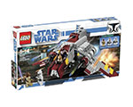 Mer info om LEGO Star Wars 8019 Republic Attack Shuttle