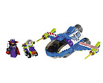 LEGO Toy Story 7593 Rymdskeppet Star Command