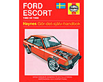 Ford Escort (80-90) - Reparationshandbok