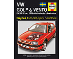 VW Golf III & Vento (92-98) - Reparationshandbok
