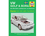 VW Golf IV & Bora (98-03) - Reparationshandbok