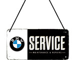 3D Hanging Sign - BMW-Service