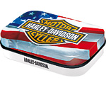 Mintbox Harley Davidson - Usa Flag