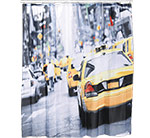 New York Taxi - Duschdraperi