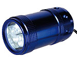 CSI 6 LEDs FlashLight