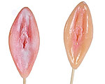 Klubba Vagina Lollipop