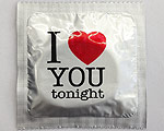 Mer info om Kondom - I Love You Tonight