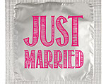Mer info om Kondom - Just Married