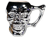 Mugg Skull Crystal Eyes