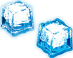 Flashing Ice Cube