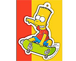 Simpsons - Bart Skateboard