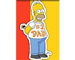 Mer info om Simpsons - Homer No.1 Dad