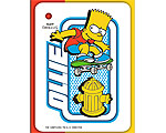 Simpsons - Bart Ollie