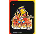 Simpsons - Bart Born to Rock