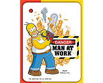 Simpsons - Homer Man at Work