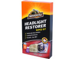 Headlight Restorer Wipes Kit, Armor All