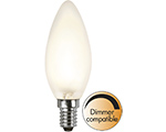 LED-lampa E14 C35 Frosted Filament (2700/30W)