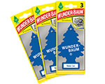Mer info om Wunderbaum 3-pack, New Car Scent