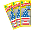 Wunderbaum 3-pack, Stars n Stripes USA-Gran