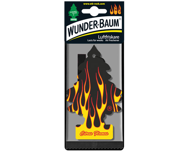 Citrus Flames – Wunderbaum Rocks!