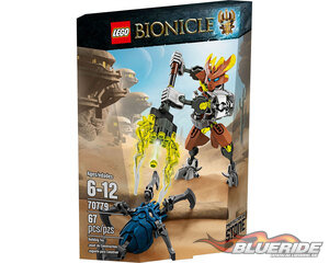 LEGO Bionicle 70779, Protector of Stone