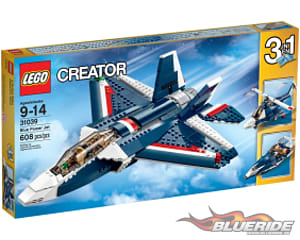 LEGO Creator 31039, Blue Power Jet