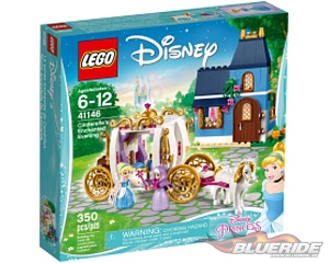 LEGO Disney 41146, Cinderella's Enchanted Evening