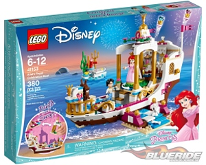 LEGO Disney 41153, Ariels Royal Celebration Boat